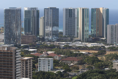 Study: Honolulu Workers Need $39 An Hour To Afford A 2-Bedroom Rental