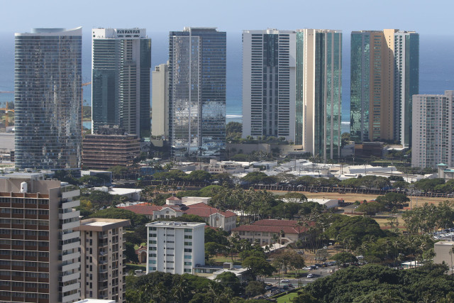 Honolulu Workers Need $39 An Hour To Afford A 2-Bedroom Rental