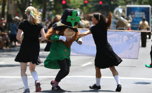 The Projector: Parade Celebrates Luck of Irish; Ching Nomination Runs Out of Luck