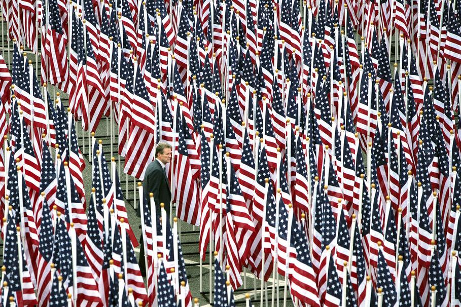 Post-9/11 Veterans Caucus Features Gabbard, Takai