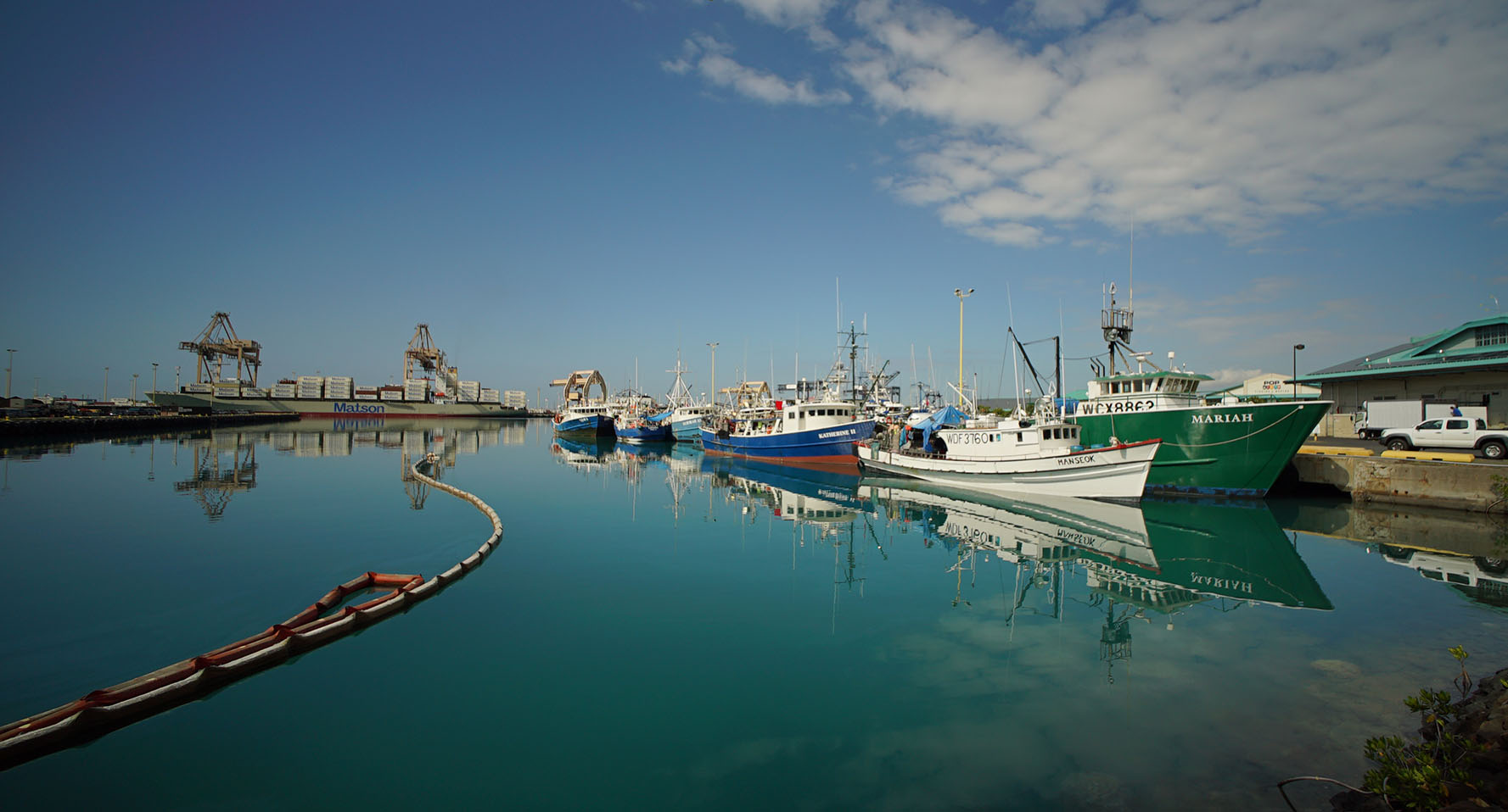 Hawaii Commercial Fishing
