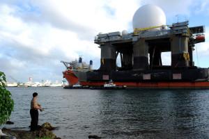 Floating Military Radar a $2.2 Billion 'Flop,' LA Times Reports