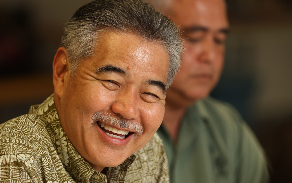 David Ige's Quiet, Deliberative Leadership Style Is Not Such a Bad Thing