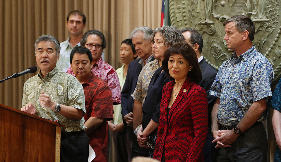 New Year, New Governor, New Deal for Turtle Bay Preservation