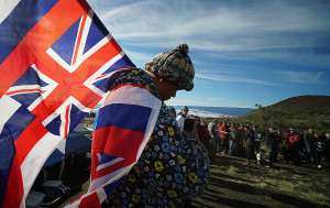 The Projector: TMT Protests on the Mountaintop and on Oahu