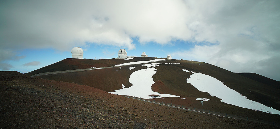 Mauna Kea Summit. 9 april 2015.  photograph by Cory Lum/Civil Beat
