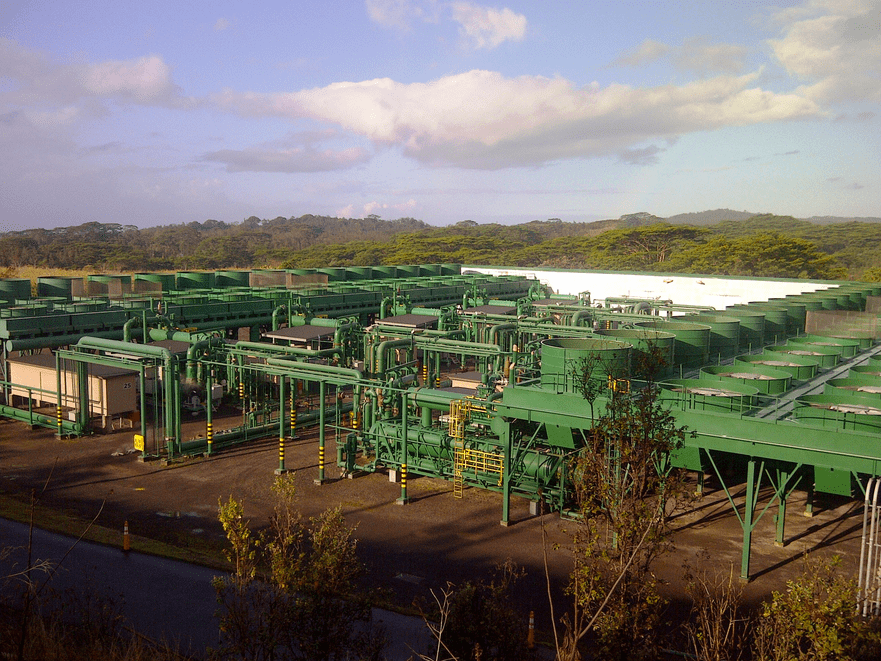 EPA Fines Hawaii's Geothermal Plant Operator