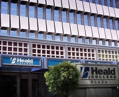 Heald College Ceases Operations With One Day's Notice