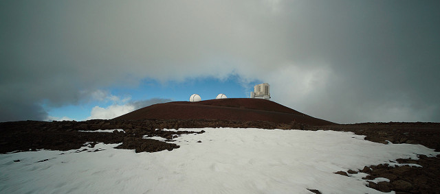 Observatories atop Mauna Kea are among the best positioned on the planet to look deeply into the universe. TMT would be the most powerful and highly elevated of any of the big telescopes.