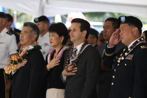 Chad Blair: Schatz On Wrong Side Of Vote To Debate Endless War
