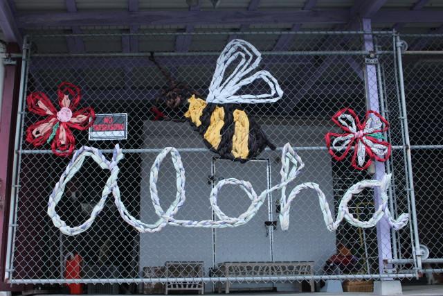 Aloha fence