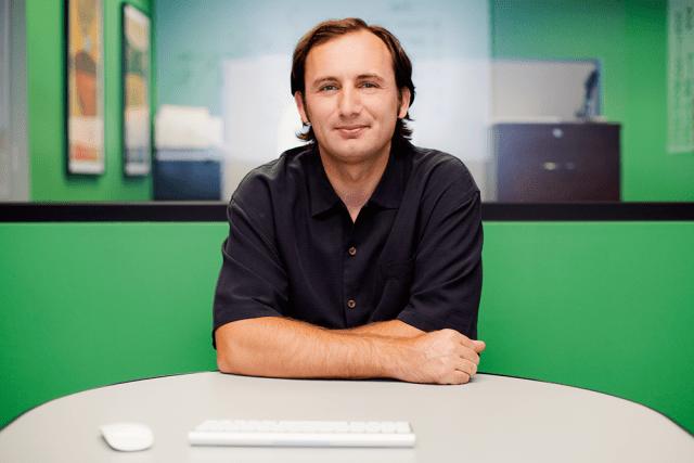 Arben Kryeziu, managing partner of Mbloom