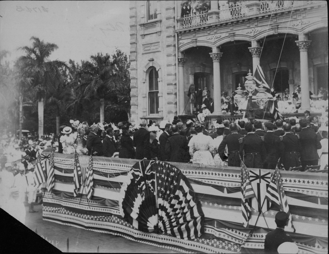 hawaii annexation (1) whether the 1898 annexation was a violation of treaties that were earlier agreements (1875, 1887) between the united states and the kingdom of hawaii, or.