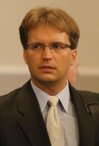 Attorney Robert Brian Black. 18 june 2015. photograph Cory Lum/Civil Beat