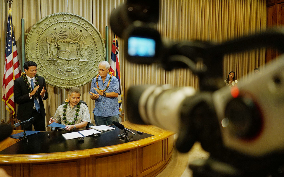 Hawaii's Bold New Approach to Energy Policy