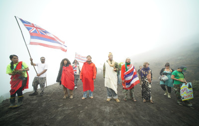 Hawaii's BLNR, Mauna Kea And Settler Colonialism