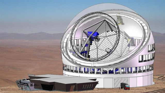 Thirty Meter Telescope (TMT)