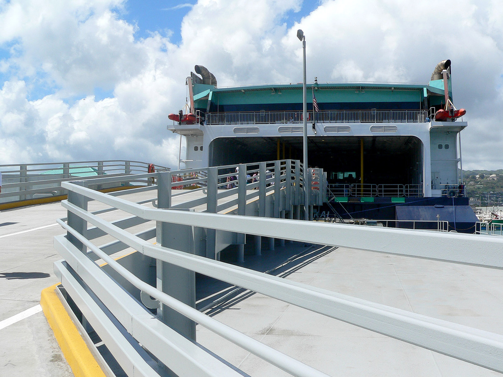 Hawaii Ferry Bills Chugging Along