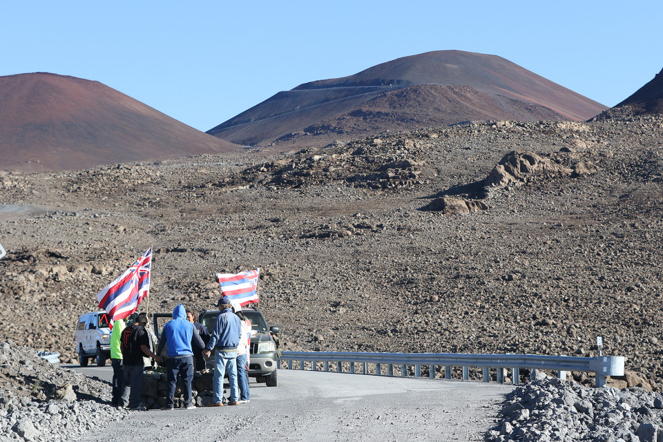 Poll: Half Of Native Hawaiians Still Oppose Building The TMT