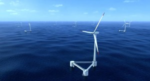 Hawaii Might Finally Make Floating Wind Farms a Reality