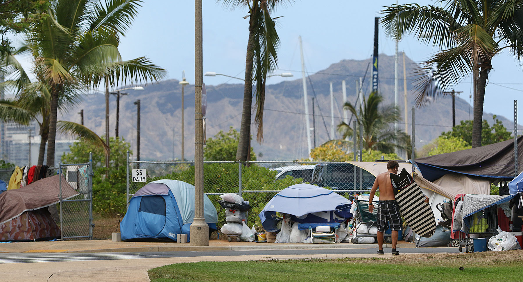 Hawaii Homelessness