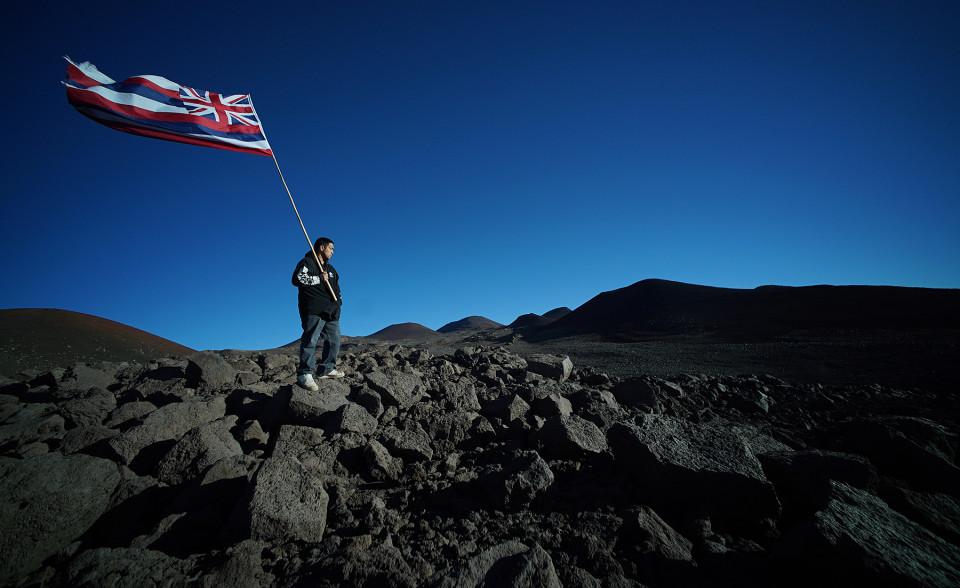 Human Rights, Oppression and Mauna Kea