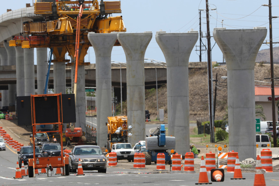 Honolulu City Council Approves Rail Tax Extension
