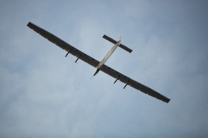 PHOTOS: Solar-Powered Plane Lands in Honolulu