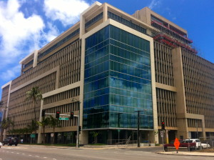 Curt Sanburn: What's Behind All the New Blue Glass in Honolulu?