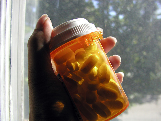 It's estimated that almost 2 million Americans are addicted to narcotics.