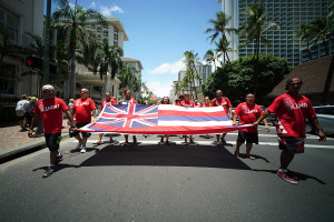 OHA Spent $4,785 on a Massive March With an Anti-TMT Flavor