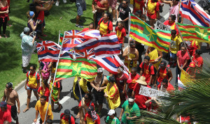 'Unity March' Planned Sunday in Maui