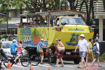 Hawaii Visitor Spending Jumped Nearly 10 Percent In July