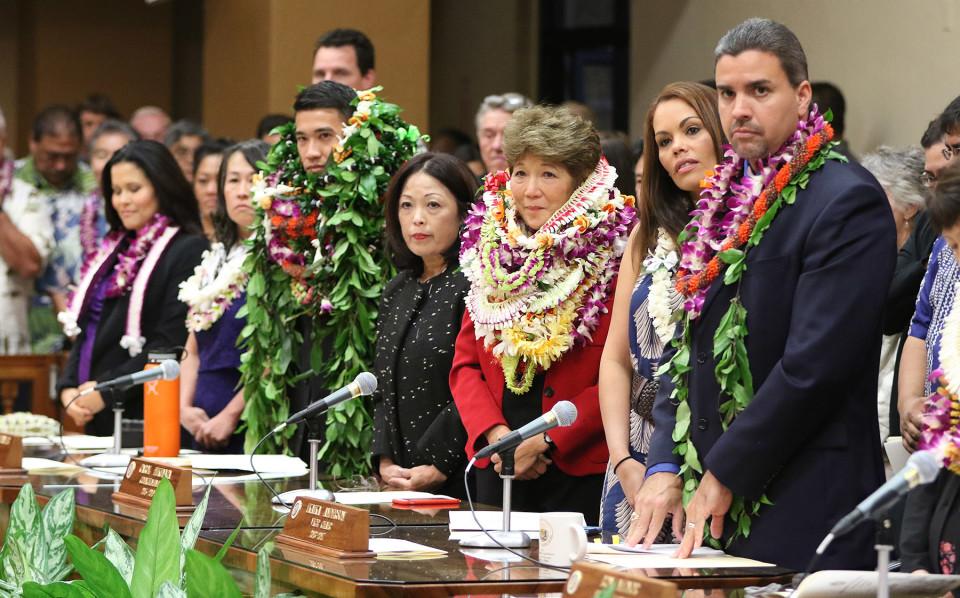 Tax Extension Revenue For Honolulu Rail Chugs Ahead