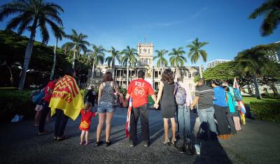 Hawaii Supreme Court Suspends TMT Permit Until Dec. 2