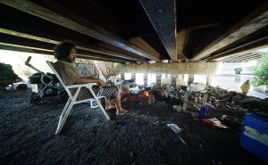 The Projector: Living on Borrowed Time Under the Nimitz Highway