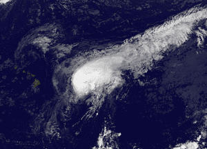 Guillermo Tracking North of Hawaii, But Impacts Are Likely Wednesday, Thursday