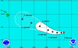 Getting Tropically Depressed Yet? Ignacio is Next Storm in Line