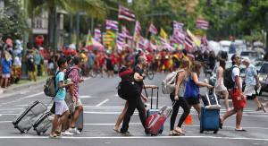 Denby Fawcett: How Many Tourists Can Hawaii Handle?