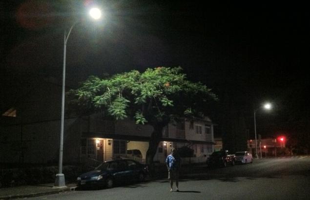 mayor caldwell retreats from led streetlight plan civil beat news