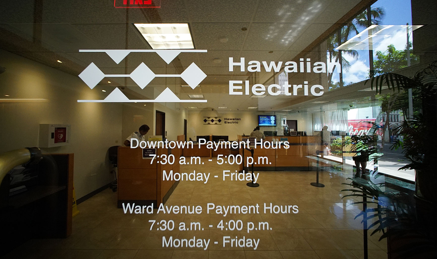 Hawaiian Electric Co. (HECO)
