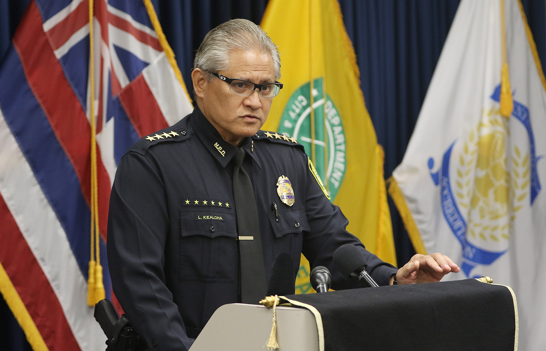 The honolulu police department needs a new leader for Bureau chief