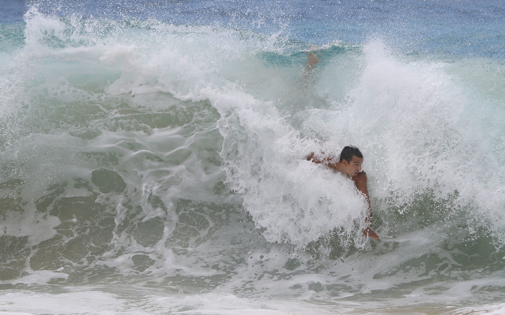 'Bigger And Stronger Waves' Are Perilous For Visitors