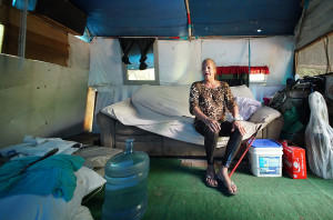 'The Harbor' Homeless Series Wins National Award