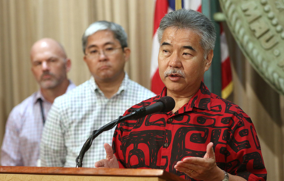 Hawaii Governor Declares State of Emergency for Homelessness
