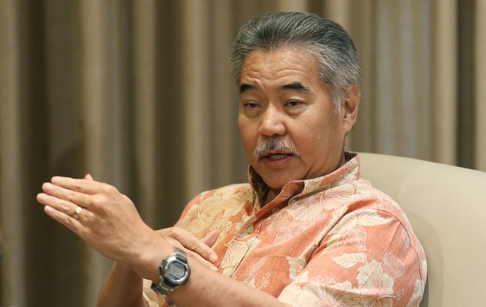 Governor Offers Aloha To Syrian Refugees
