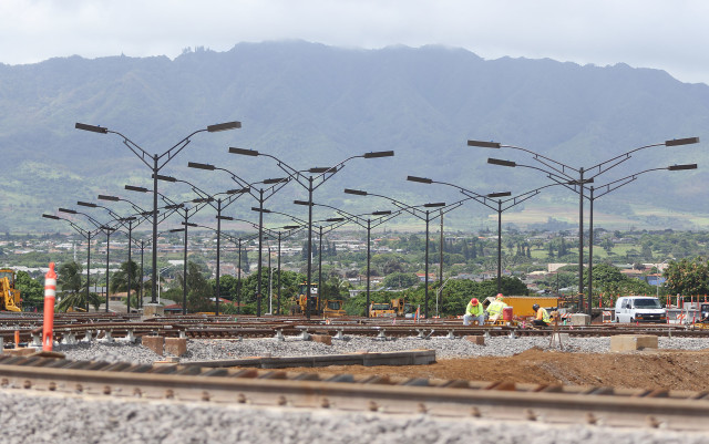 City officials believe it will be more efficient to have one agency oversee the operations and maintenance of Honolulu's $6.6 billion rail line and other transit alternatives, such as TheBus and TheHandi-Van.