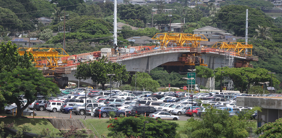 Civil Beat Poll: Only 16 Percent Of Voters Feel Good About Honolulu Rail