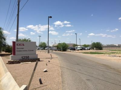 Saguaro Correctional Center prison Arizona