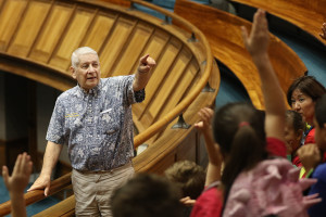 Sam Slom, the Hawaii Senate's Dot of Red in a Sea of Blue